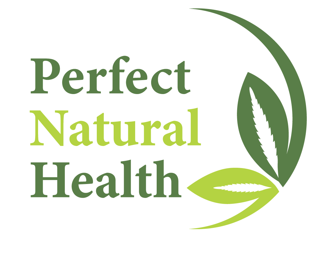 perfect natural health logo